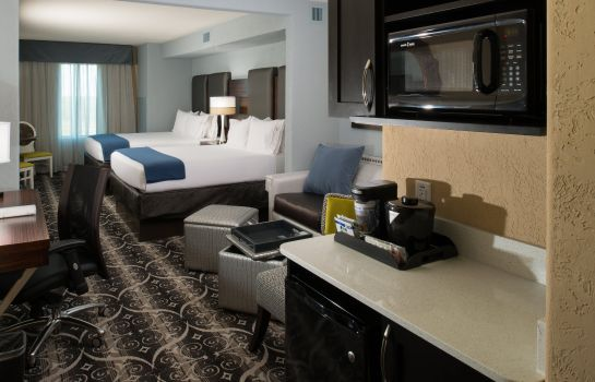 Suite Holiday Inn Express & Suites KANSAS CITY AIRPORT