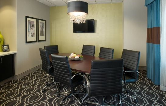 Conference room Holiday Inn Express & Suites KANSAS CITY AIRPORT