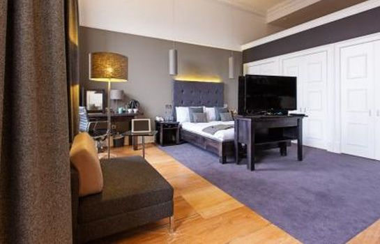 Chambre double (standard) Rooms & Suites Picardy Place