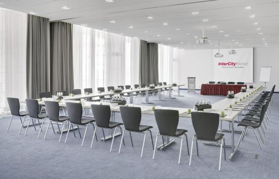 Conference room IntercityHotel Hauptbahnhof