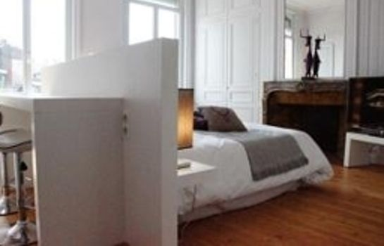 Standardzimmer Esplanade Lille Bed & Breakfast