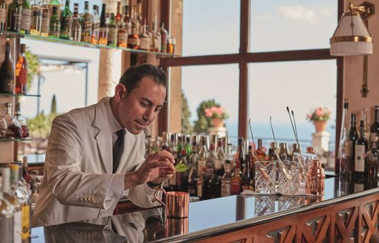 Hotel-Bar Grand Hotel Timeo Belmond