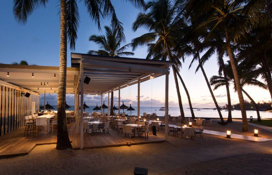 Hotel bar Constance Belle Mare Plage
