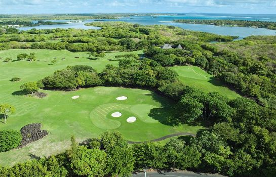 Golf course Constance Belle Mare Plage