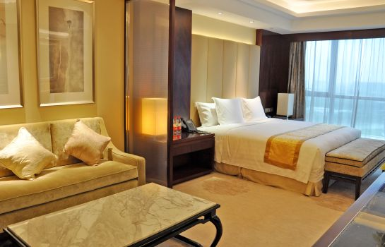Junior Suite Pan Pacific Ningbo