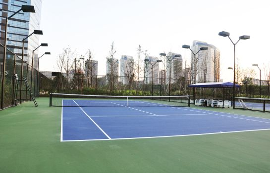 Tennisplatz Pan Pacific Ningbo