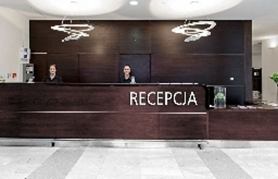 Recepcja Medical Spa Lawendowe Termy