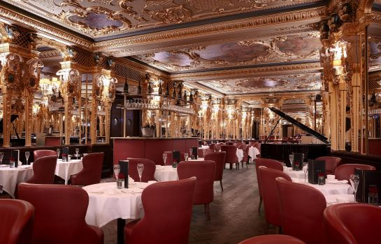 Bar del hotel Hotel Café Royal