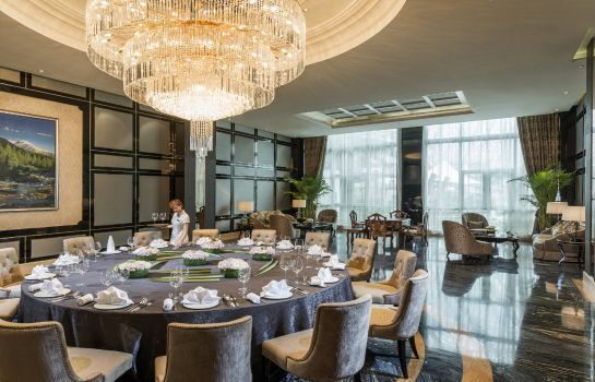 Restaurant InterContinental Hotels CHENGDU GLOBAL CENTER