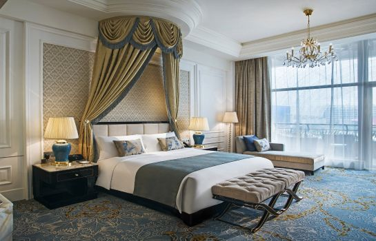 Suite InterContinental Hotels CHENGDU GLOBAL CENTER