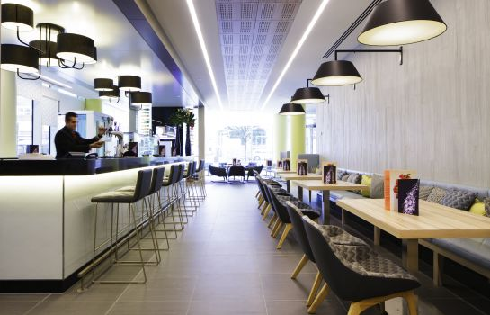 Bar del hotel Novotel London Blackfriars