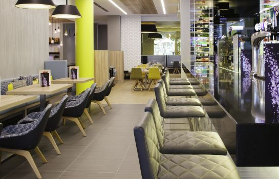 Hotel bar Novotel London Blackfriars