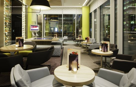 Interior view Novotel London Blackfriars