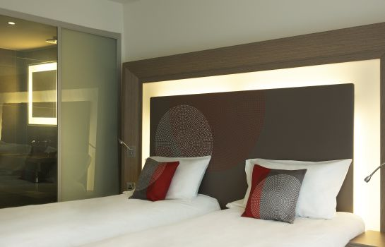 Junior suite Novotel London Blackfriars
