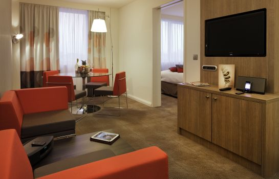 Suite Novotel London Blackfriars