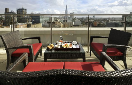 Terraza Novotel London Blackfriars