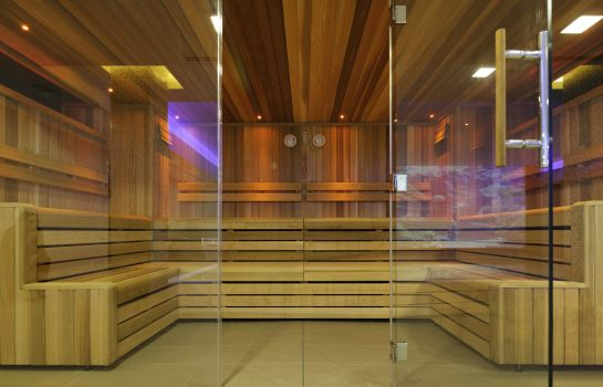 Sauna Novotel London Blackfriars