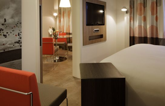 Habitación Novotel London Blackfriars