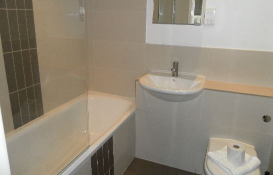 Cuarto de baño Access Apartments Euston