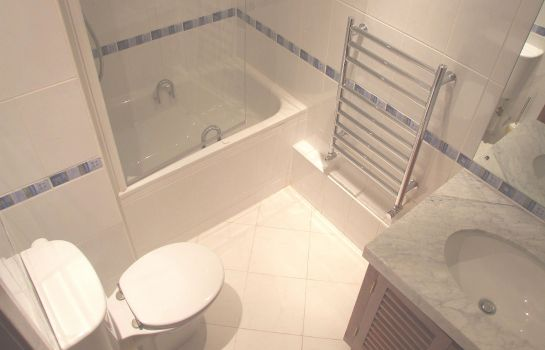 Bagno in camera Access Apartments Paddington