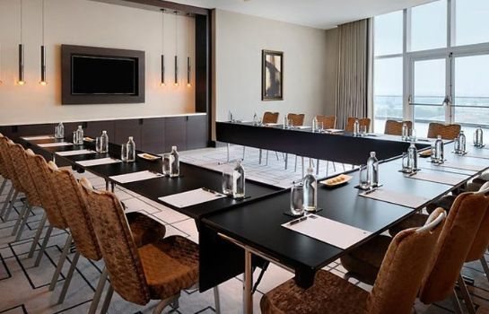 Conference room JW Marriott Marquis Hotel Dubai