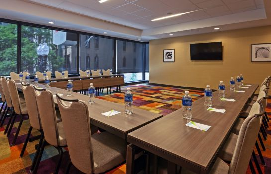 Sala congressi Fairfield Inn & Suites Chicago Downtown/River North