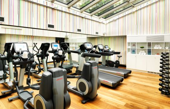 Sports facilities Andaz Amsterdam a Hyatt hotel