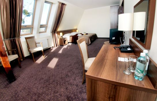 Chambre double (confort) Austeria*** Conference & Spa