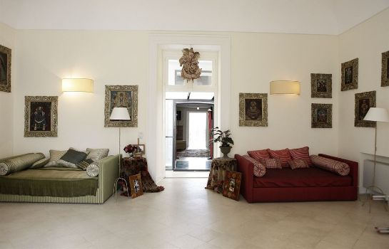Innenansicht Bed and Breakfast Casa Bormioli