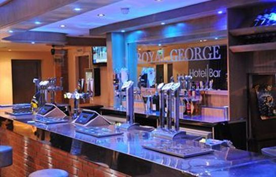 Hotelbar The Royal George Hotel