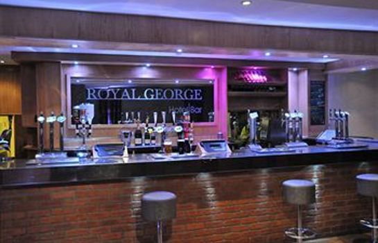 Bar hotelowy The Royal George Hotel