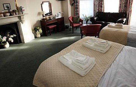 chambre standard Castle House Hotel