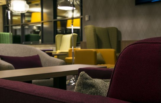 Bar del hotel Park Inn by Radisson Amsterdam Airport Schiphol
