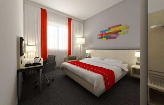 Camera Park Inn by Radisson Amsterdam Airport Schiphol