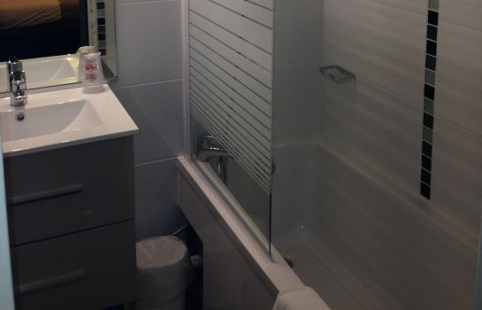 Bagno in camera Best Hotel Annecy