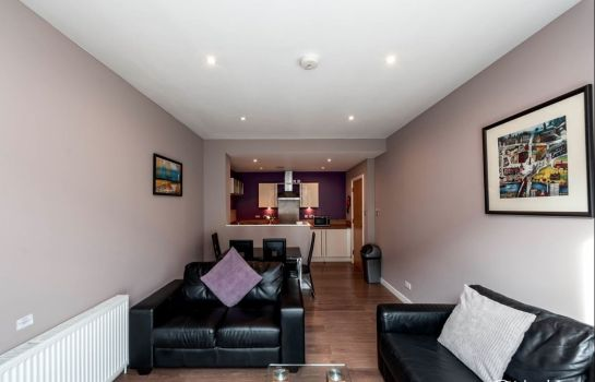Zimmer Hot-el-apartments Glasgow Central