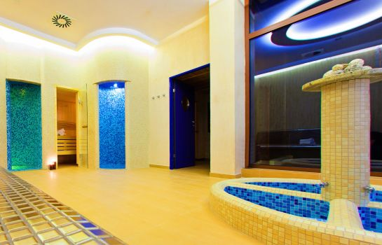 Area relax Cottonina Hotel & Mineral SPA Resort
