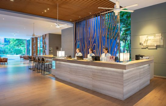 Hotelhalle Holiday Inn Express PHUKET PATONG BEACH CENTRAL