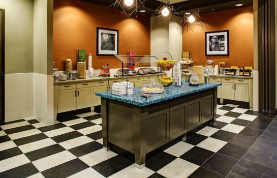 Restaurant Hampton Inn - Suites Austin * The University-Capitol TX