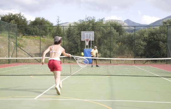 Campo de tennis Mareblue Beach - All Inclusive
