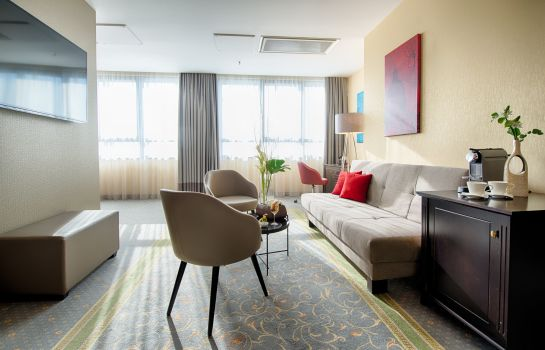 Junior suite Leonardo Royal Hotel Warsaw