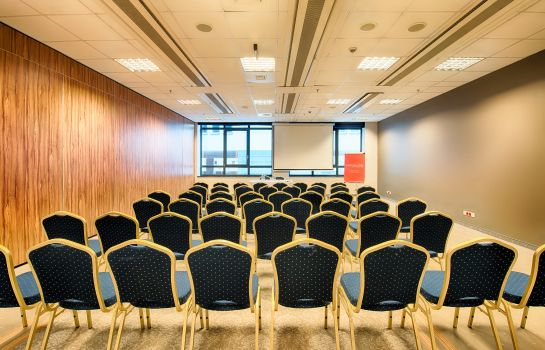 Conference room Leonardo Royal Hotel Warsaw