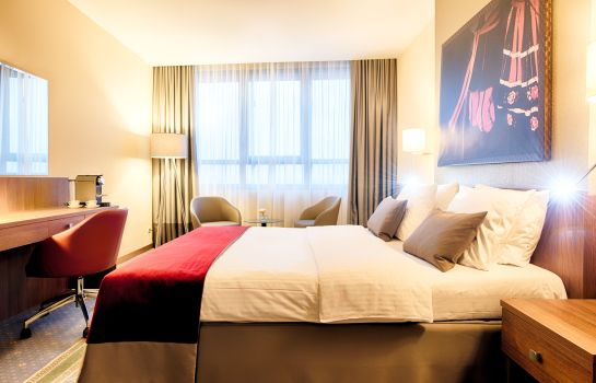Double room (standard) Leonardo Royal Hotel Warsaw