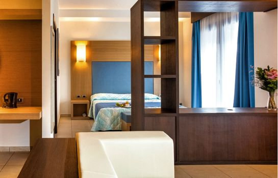Suite Junior Lu' Hotel
