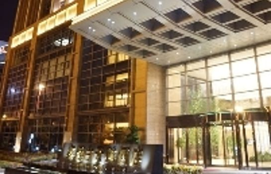 Exterior view White Swan Hotel – Changsha