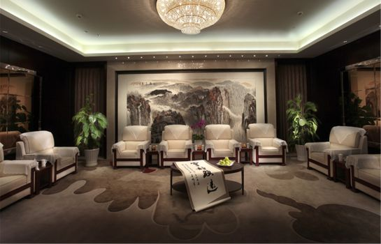 Tagungs-Foyer White Swan Hotel – Changsha