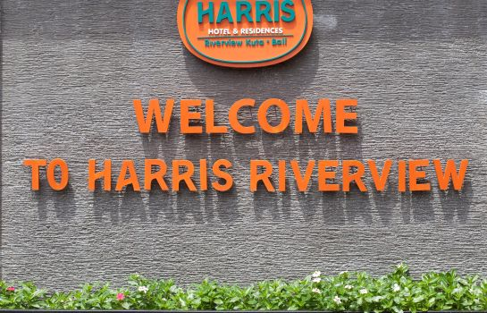 Certificado/logotipo HARRIS Hotel & Residences Riverview Kuta