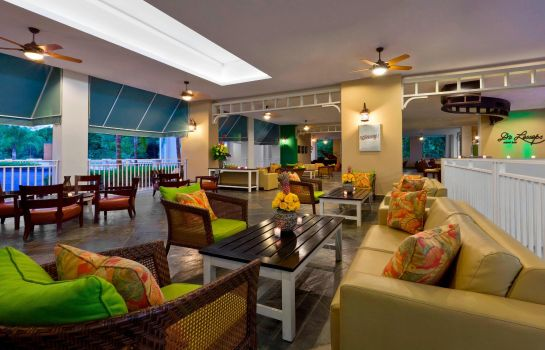 Hol hotelowy Sheraton Bijao Beach Resort– All-Inclusive