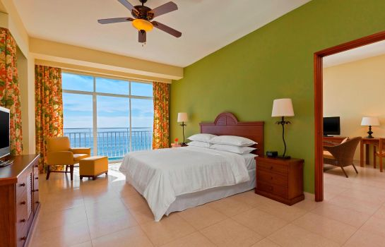 Suite Sheraton Bijao Beach Resort– All-Inclusive