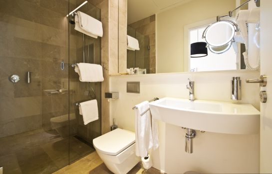 Bagno in camera Palma Suites